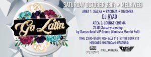Go Latin Saturday october 28th Melkweg